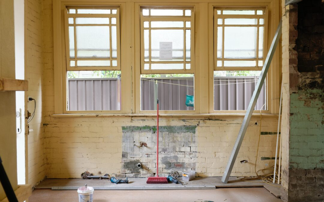 How to plan renovations for your investment property